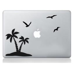 Palm Birds macbook sticker laptop