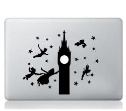 Peter Pan Big Ben Sticker