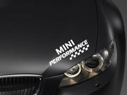 Sticker Performance - MINI