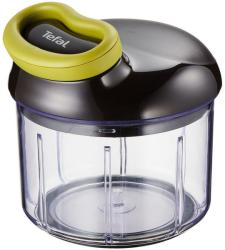 Mini Tocator manual Tefal, 900 ml, verde (3168430275591) - garagemall