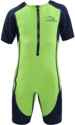 Aqua sphere stingray hp kids green/navy l