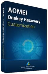 AOMEI Technology AOMEI Onekey Recovery Customization - Unlimited Servers+PC+Support - licenta electronica (aomeiorc)