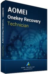 AOMEI Technology AOMEI Onekey Recovery Technician - Unlimited Servers+PC - licenta electronica (aomeiort)