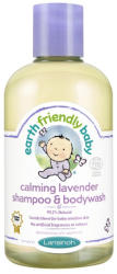 Earth Friendly Baby Șampon gel de duș cu levantica 250ml
