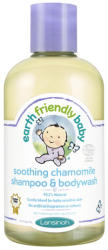 Earth Friendly Baby Șampon gel de duș cu mușetel 250ml