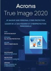 Acronis True Image Backup Software (5 Devices, Lifetime) - Pc, Android, Mac, Ios - Official Website - Multilanguage - Worldwide - Pc