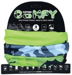 Oxford Comfy Havoc Green 3-Pack (NW149)