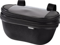 Hama Hard Case Bicycle Bag for Smartphones Black (93832-HAMA)