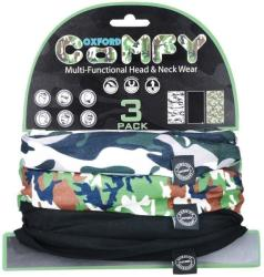 Oxford Comfy Camo 3-Pack (NW123)